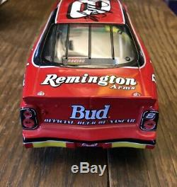 Dale Earnhardt Jr AND Sr SIGNED 1/24 NASCAR #8 Diecast Rookie Car Autographed