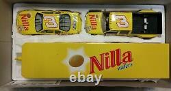 Dale Earnhardt Jr Brookfield Collectors Guild 124 2002 Nilla Car Cab & Trailer