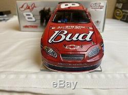 Dale Earnhardt Jr. Chicagoland #8 Race Win 2005 1/24 NASCAR Diecast