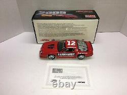 Dale Earnhardt Nascar Diecast #12 Budweiser 1987 Camaro Iroc Xtreme 1/24 Action