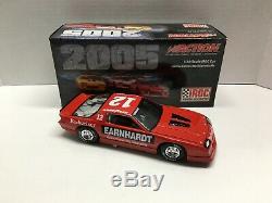 Dale Earnhardt Nascar Diecast #12 Budweiser 1987 Camaro Xtreme 1/24 Scale Action