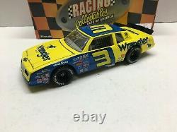 Dale Earnhardt Nascar Diecast 1984 #3 Wrangler 1/24 Scale Action Rcca