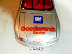 Dale Earnhardt No Parts 1995 # 3 Silver Select 1/24 Action Nascar Diecast Rare