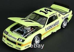 Dale Earnhardt, Sr. #14 Budweiser 1/24 Action 1988 IROC Camaro Xtreme