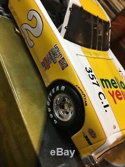 Dale Earnhardt Sr. 1980 Elite 124 Diecast Mellow Yellow Ventura #2 1/2508
