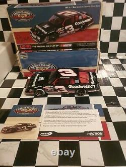 Dale Earnhardt Sr. 1989 Goodwrench Wilkesboro Winner Raced Version 1/24 Action
