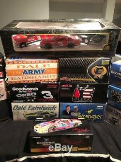Dale Earnhardt Sr. 1/24 NASCAR Diecast Lot