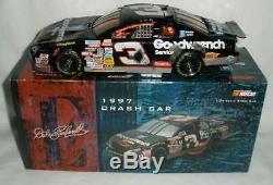 Dale Earnhardt Sr #3 1997 Monte Carlo Original Release 1/24 Daytona Crash Car