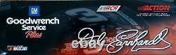 Dale Earnhardt, Sr. #3 GMGWSP 1/18 Action ORIGINAL 2001 LAST RIDE Monte Carlo