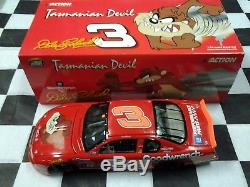 Dale Earnhardt Sr #3 GM Tasmanian Devil Taz No Bull 2000 Nascar Action NIB 124