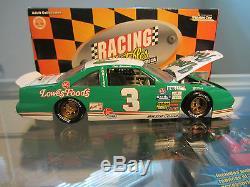 Dale Earnhardt Sr. #3 Lowes 1989 Pontiac 1996 RCCA 1/24 NASCAR Diecast