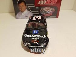 Dale Earnhardt Sr Crash Car 1/32 Scale NASCAR #3 Goodwrench Action Diecast RCR