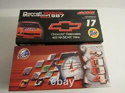Darrell Waltrip #17 Tide Chevy 400 Wins (200th) 1987 Chevrolet Monte Carlo 3,132