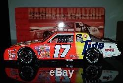 Darrell Waltrip Tide Chevy Aerocoupe 1989 Daytona 500 Action Historical ARC 1/24