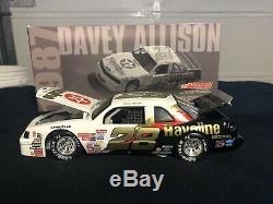 Davey Allison 1/24th Scale Texaco/Havoline Rookie Of The Year Die Cast