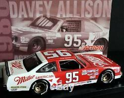 Davey Allison #95 Miller American 1/24 Action 1986 Chevrolet Nova