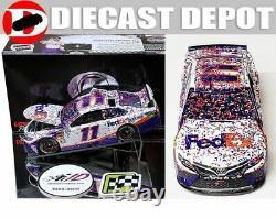 Denny Hamlin 2019 Daytona 500 Win Raced Version Fedex Express 1/24 Rcca Elite