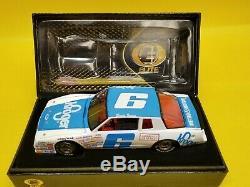 Ernie Irvan #6 Kroger 1987 Monte Carlo Elite 124 Scale Stock Car NASCAR DieCast