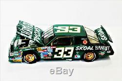 Harry Gant ACTION #33 Skoal Bandit'86'87 Chevy Custom Winston Cup Diecast