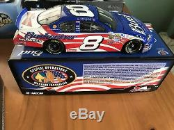 Huge Of Six Of Nascar 1.24 Diecast Cars