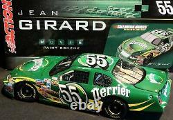 Jean Girard #55 Perrier 1/24 Action TALLADEGA NIGHTS 2005 Monte Carlo 90/1500