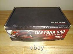 Jeff Gordon 1/24 2008 Dupont Autographed Daytona Hendrick Exclusive