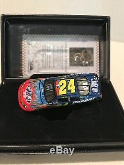 Jeff Gordon 1/64 NASCAR Diecast Elite (8 cars)