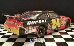 Jeff Gordon #24 DuPont 2009 Gatorade Dual Raced Win Nascar RARE568 Action 1/24