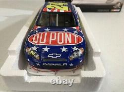 Jeff Gordon #24 Dupont Honoring Our Soldiers 1/24 2010 Action COT 1 of 2,512