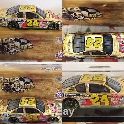 Jeff Gordon Collection 39 Diecasts In Total All 124 Scale Cars MAKE OFFER