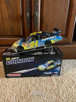 Jeff Gordon Nicorette Ice Impala SS 2008 1/24 NASCAR Diecast VERY RARE