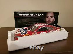 Jimmie Johnson #48 2014 Lowes Red 1/24 Scale New Free Shipping