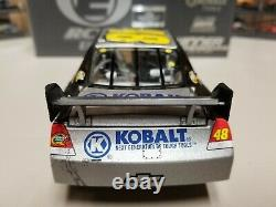 Jimmie Johnson #48 Kobalt Tools Indy RACED WIN 2009 Impala RCCA Elite 124