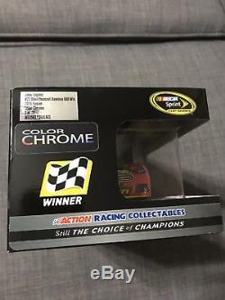 Joey Logano 2015 Daytona 500 Win 1/24 Color Chrome Shell #22 Champion Last Din