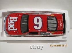 Kasey Kahne 2010 #9 Budweiser Throw Back & Dale Jr 2007 Elvis Cot 1/24
