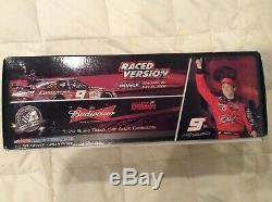 Kasey Kahne & Ray Evernham 2008 Dodge Bud Coke 600 Win Autographed Diecast/card