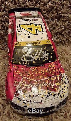 Kevin Harvick 1/24 homestead elite dual auto COA