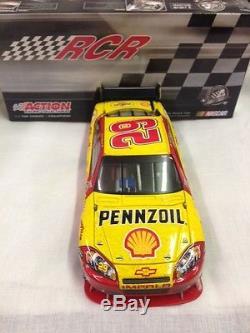 Kevin Harvick 2010 #29 Shell Daytona Bud Shootout Raced Win 1/24 Diecast 1of832