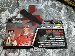 Kevin Harvick 2013 #29 Budweiser Coke 600 Race Win 1/24 Nascar Diecast