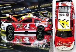 Kevin Harvick 2014 Budweiser & Kevin Harvick 2014 Chase 4 The Cup 1/24 Action