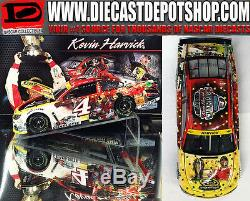 Kevin Harvick 2014 Championship Montage Special 1/24 Action