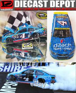 Kevin Harvick 2016 New Hampshire Win Raced Version Ditech 1/24 Action