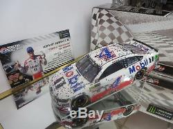 Kevin Harvick 2017 Sonoma Win Raced Version Mobil One 1/24 Scale Action Diecast