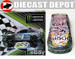 Kevin Harvick 2019 Texas Win Raced Version #4 Busch Ducks Unlimited 1/24 Action