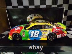 Kyle Busch #18 M&M's Champion 2019 Camry ELITE 124 scale car Action NASCAR