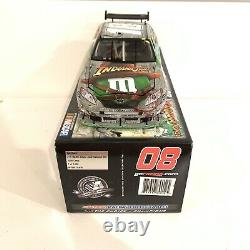 Kyle Busch #18 M&Ms Indiana Jones Darlington Win Raced Version 2008 Camry 124