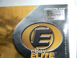 Kyle Busch 2005 Rookie # 5 Kellogg's White Gold Elite 1/24 Action Nascar Diecast