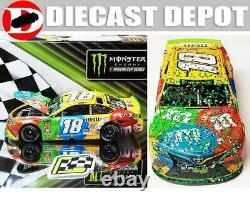 Kyle Busch 2019 Homestead Win Raced Version M&ms 1/24 Action