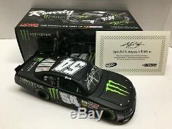 Kyle Busch Autographed Nascar Diecast 2013 #54 Monster Energy 1/24 Scale Lionel