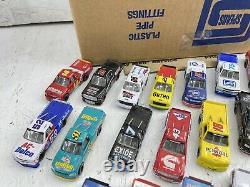 Lot of 46 Vintage 1995 NASCAR Craftsman Truck 1/64 Action, Racing Champions